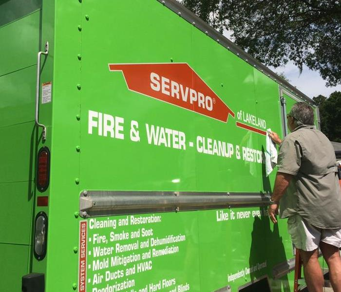 Unique Mitigation Specialist Jobs Or Loss Mitigation: SERVPRO Of Lakeland Gallery Photos
