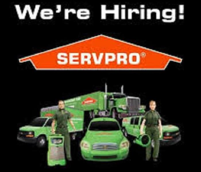 Why SERVPRO SERVPRO of Lakeland is Growing! Now Hiring!