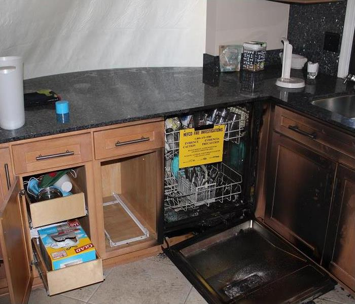 Fire Damage Causes of Common Kitchen Fires